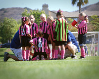 2010 U8 Girls Soccer Ladera Ranch AYSO
